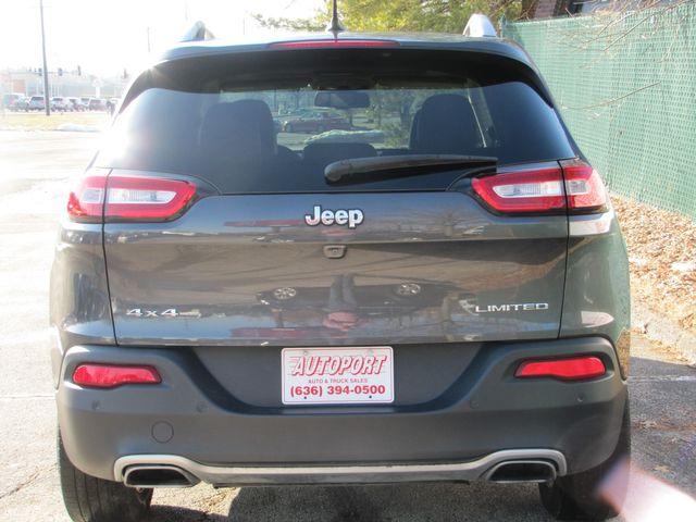 2015 Jeep Cherokee Limited St. Louis, Missouri 4