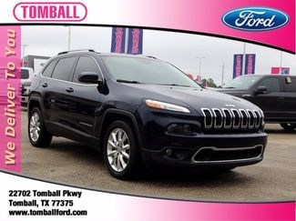 2015 Jeep Cherokee Limited in Tomball, TX 77375