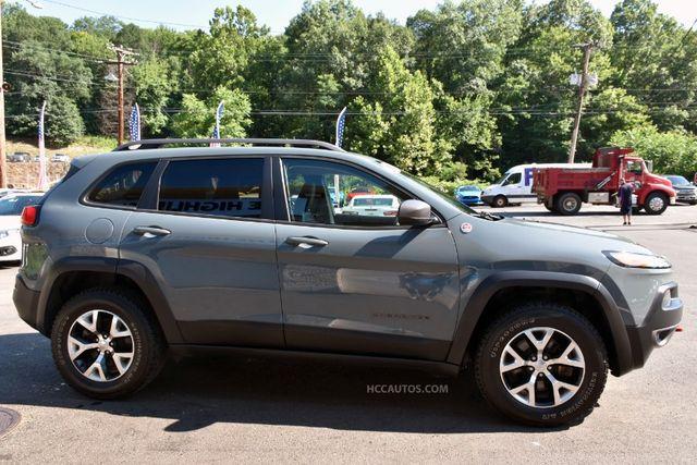 2015 Jeep Cherokee Trailhawk Waterbury, Connecticut 8
