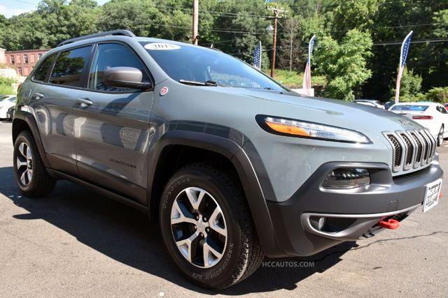 2015 Jeep Cherokee Trailhawk Waterbury, Connecticut 9