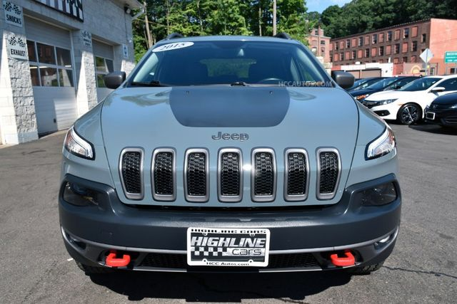 2015 Jeep Cherokee Trailhawk Waterbury, Connecticut 10