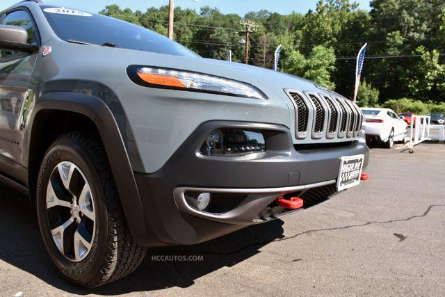 2015 Jeep Cherokee Trailhawk Waterbury, Connecticut 12