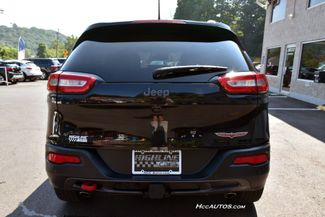 2015 Jeep Cherokee Trailhawk Waterbury, Connecticut 13