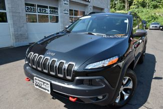 2015 Jeep Cherokee Trailhawk Waterbury, Connecticut 3