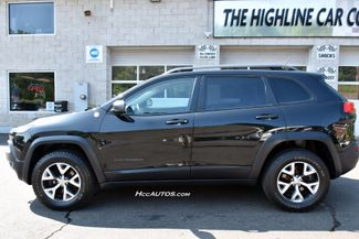 2015 Jeep Cherokee Trailhawk Waterbury, Connecticut 4