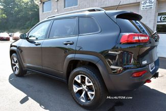 2015 Jeep Cherokee Trailhawk Waterbury, Connecticut 5