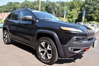 2015 Jeep Cherokee Trailhawk Waterbury, Connecticut 8