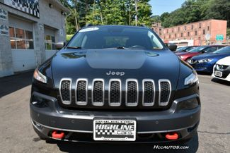 2015 Jeep Cherokee Trailhawk Waterbury, Connecticut 9