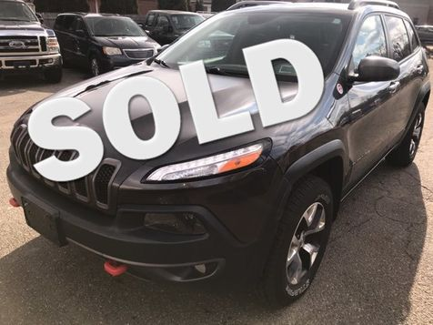 2015 Jeep Cherokee Trailhawk in West Springfield, MA