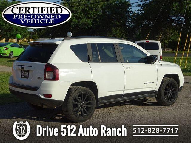 2015 Jeep Compass Altitude Edition in Austin, TX 78745