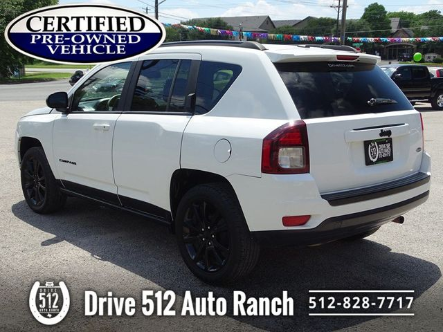 2015 Jeep Compass Altitude Edition in Austin, TX 78745