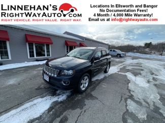 2015 Jeep Compass High Altitude Edition in Bangor, ME 04401