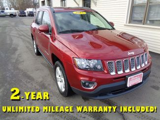 2015 Jeep Compass High Altitude Edition in Brockport NY, 14420