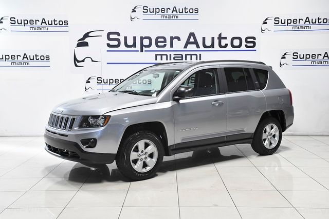 2015 Jeep Compass Sport in Doral, FL 33166