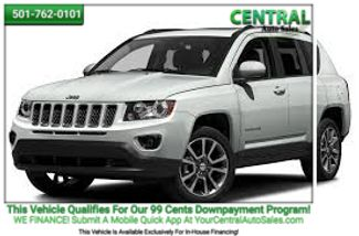 2015 Jeep Compass Limited | Hot Springs, AR | Central Auto Sales in Hot Springs AR