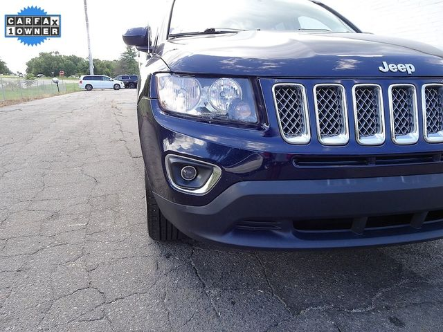 2015 Jeep Compass High Altitude Edition Madison, NC 8