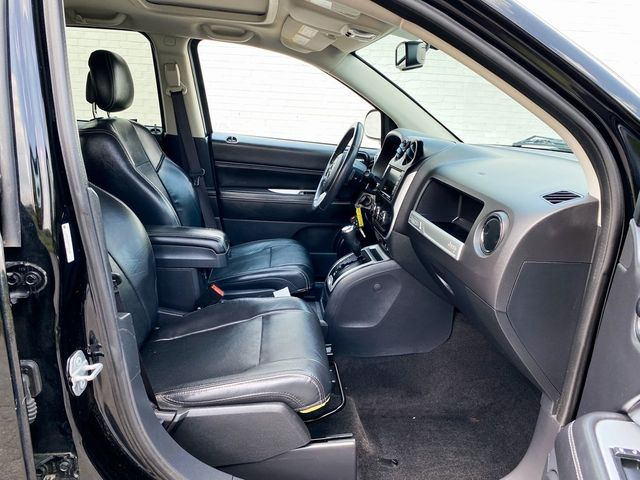 2015 Jeep Compass High Altitude Edition Madison, NC 11