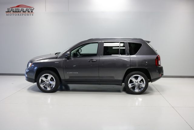 2015 Jeep Compass High Altitude Edition Merrillville, Indiana 35
