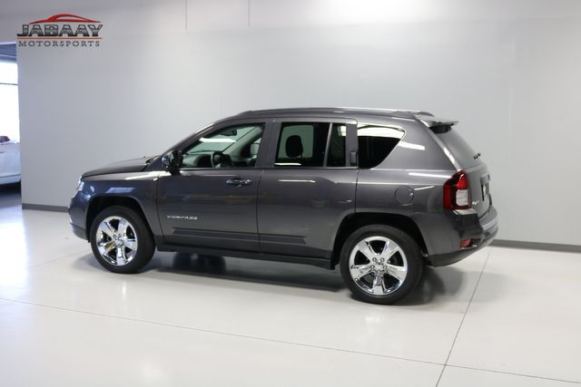 2015 Jeep Compass High Altitude Edition Merrillville, Indiana 36