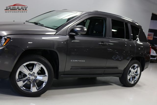 2015 Jeep Compass High Altitude Edition Merrillville, Indiana 29
