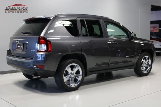 2015 Jeep Compass High Altitude Edition Merrillville, Indiana 4