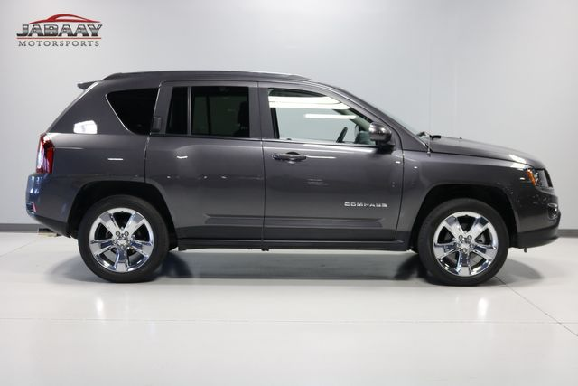 2015 Jeep Compass High Altitude Edition Merrillville, Indiana 5