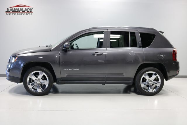 2015 Jeep Compass High Altitude Edition Merrillville, Indiana 1