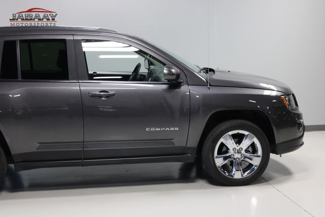 2015 Jeep Compass High Altitude Edition Merrillville, Indiana 38