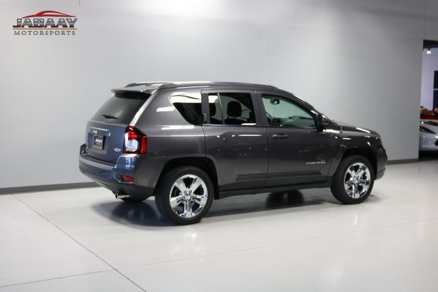 2015 Jeep Compass High Altitude Edition Merrillville, Indiana 39