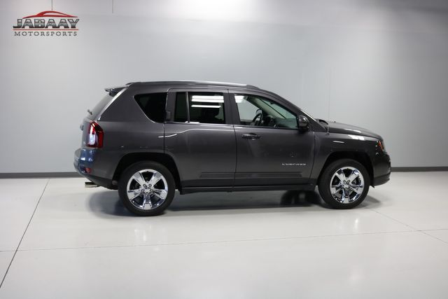 2015 Jeep Compass High Altitude Edition Merrillville, Indiana 40