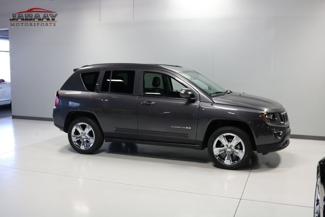 2015 Jeep Compass High Altitude Edition Merrillville, Indiana 42