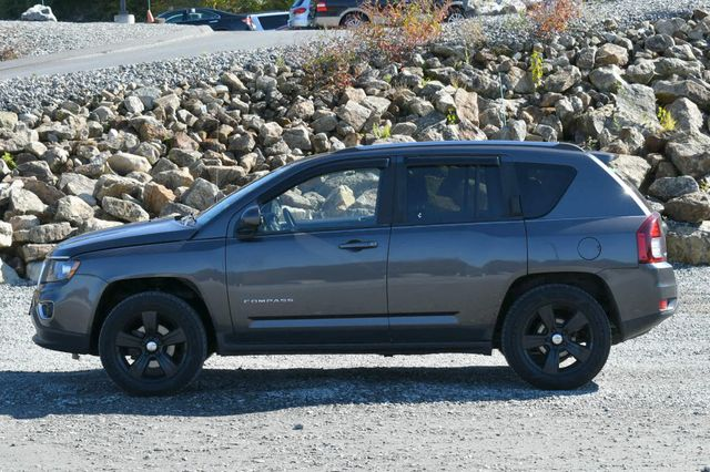 2015 Jeep Compass High Altitude Edition Naugatuck, Connecticut 1