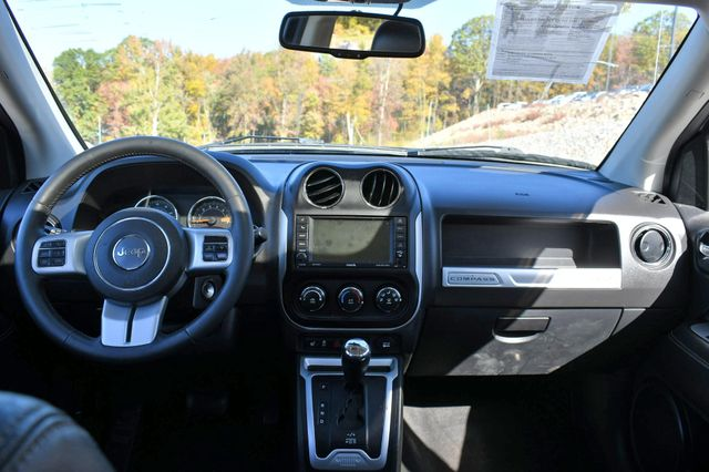 2015 Jeep Compass High Altitude Edition Naugatuck, Connecticut 16