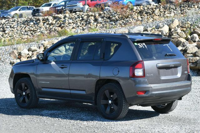 2015 Jeep Compass High Altitude Edition Naugatuck, Connecticut 2