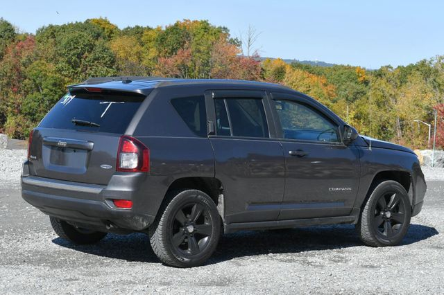 2015 Jeep Compass High Altitude Edition Naugatuck, Connecticut 4