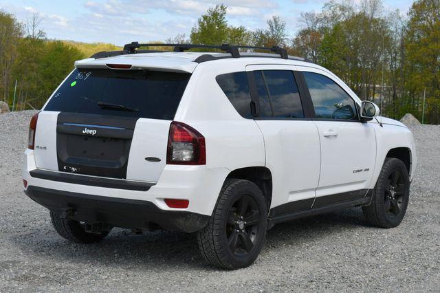 2015 Jeep Compass Latitude Naugatuck, Connecticut 6