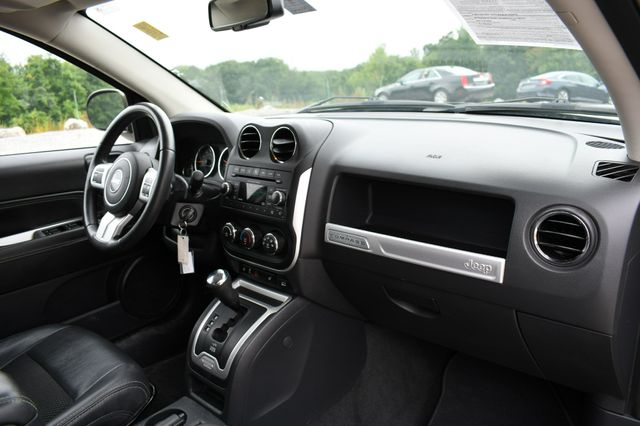 2015 Jeep Compass Latitude 4WD Naugatuck, Connecticut 11