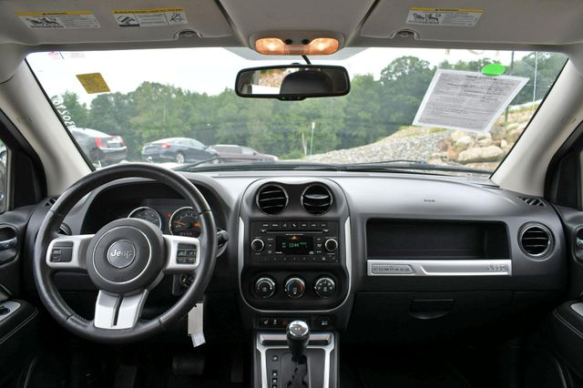 2015 Jeep Compass Latitude 4WD Naugatuck, Connecticut 19