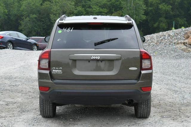 2015 Jeep Compass Latitude 4WD Naugatuck, Connecticut 5