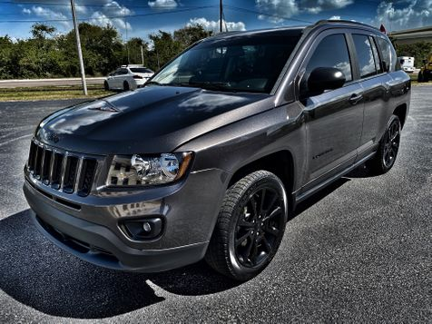 2015 Jeep Compass ALTITUDE EDITION LEATHER CARFAX CERT in , Florida