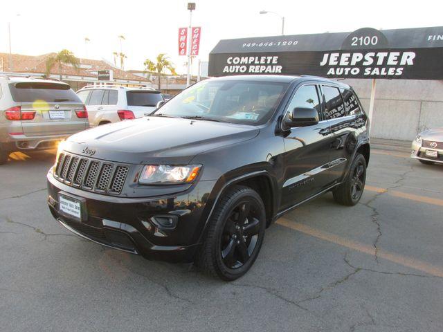 2015 Jeep Grand Cherokee 4X4 Altitude in Costa Mesa, California 92627