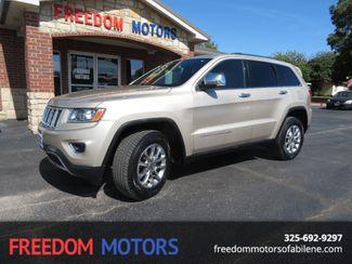 2015 Jeep Grand Cherokee Limited in Abilene,Tx, Texas 79605