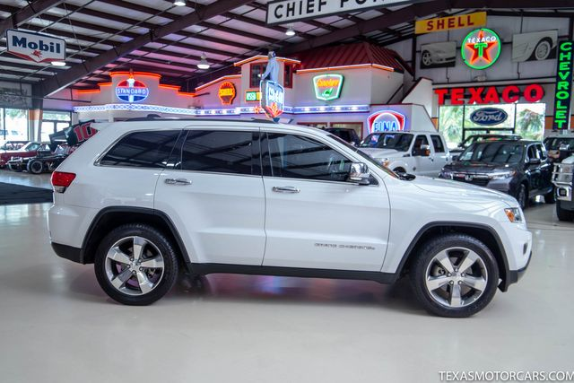 2015 Jeep Grand Cherokee Limited in Addison, Texas 75001