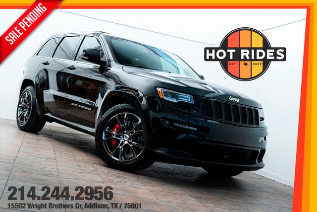 2015 Jeep Grand Cherokee SRT With Upgrades in Addison, TX 75001