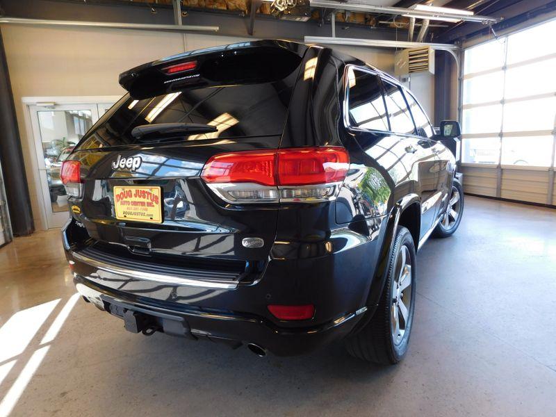 2015 Jeep Grand Cherokee Overland  city TN  Doug Justus Auto Center Inc  in Airport Motor Mile ( Metro Knoxville ), TN