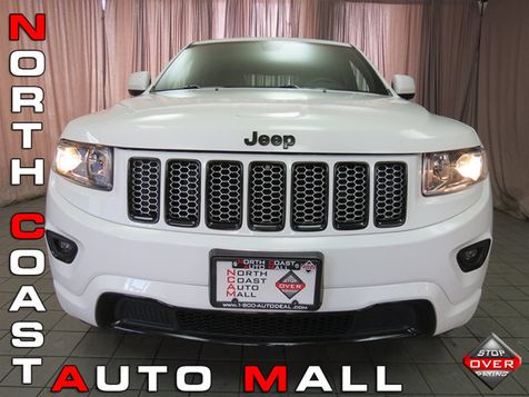 2015 Jeep Grand Cherokee Altitude in Akron, OH