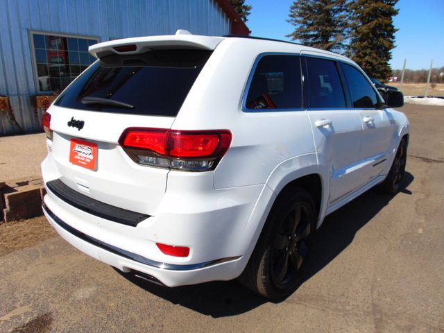 2016 Jeep Grand Cherokee High Alude Alexandria Minnesota