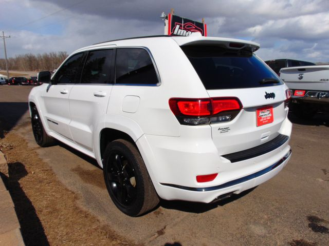 2015 Jeep Grand Cherokee High Altitude Alexandria, Minnesota 3