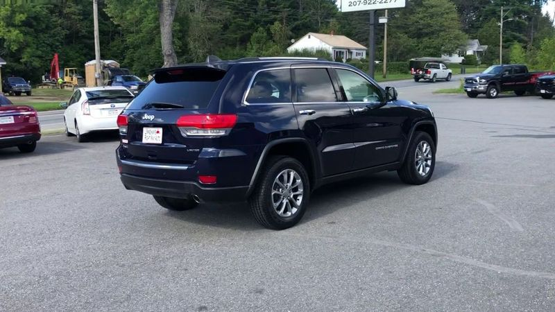 2015 Jeep Grand Cherokee Limited  in Bangor, ME
