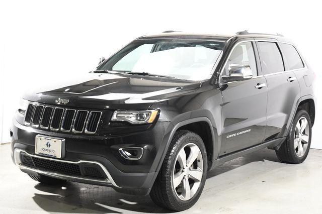 2015 Jeep Grand Cherokee Limited Nav